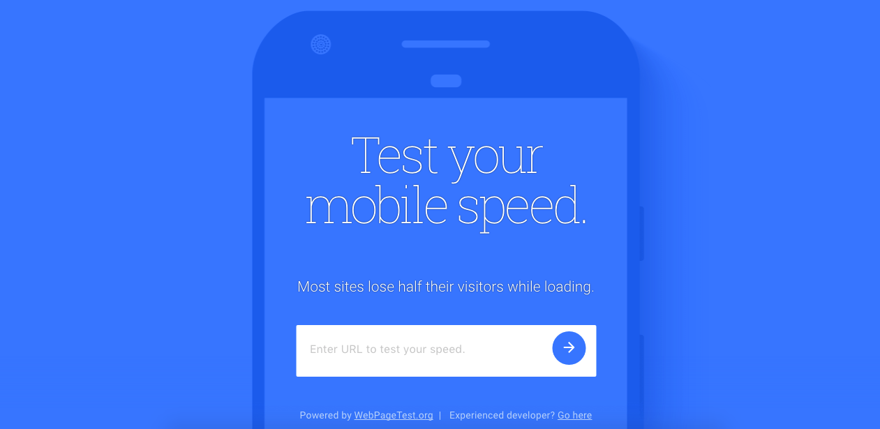 google-speedtest-update