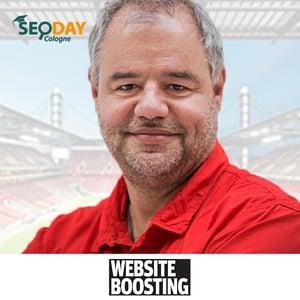 Speaker Mario Fischer Website Boosting