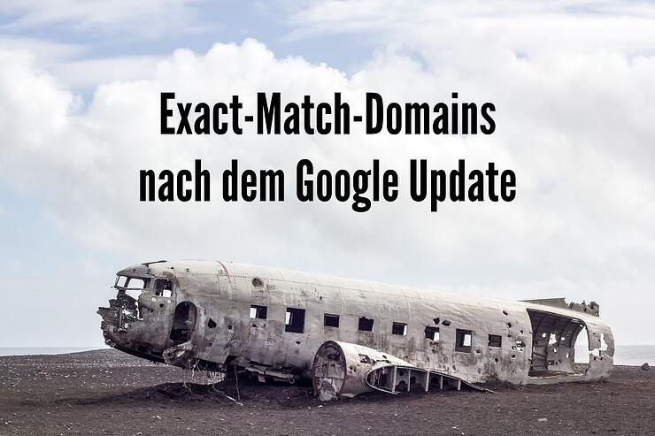 exact match domains update