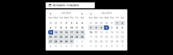 Bewertungen nach Datum filtern