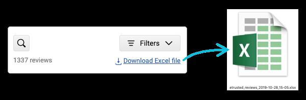 Verbesserter Excel-Export