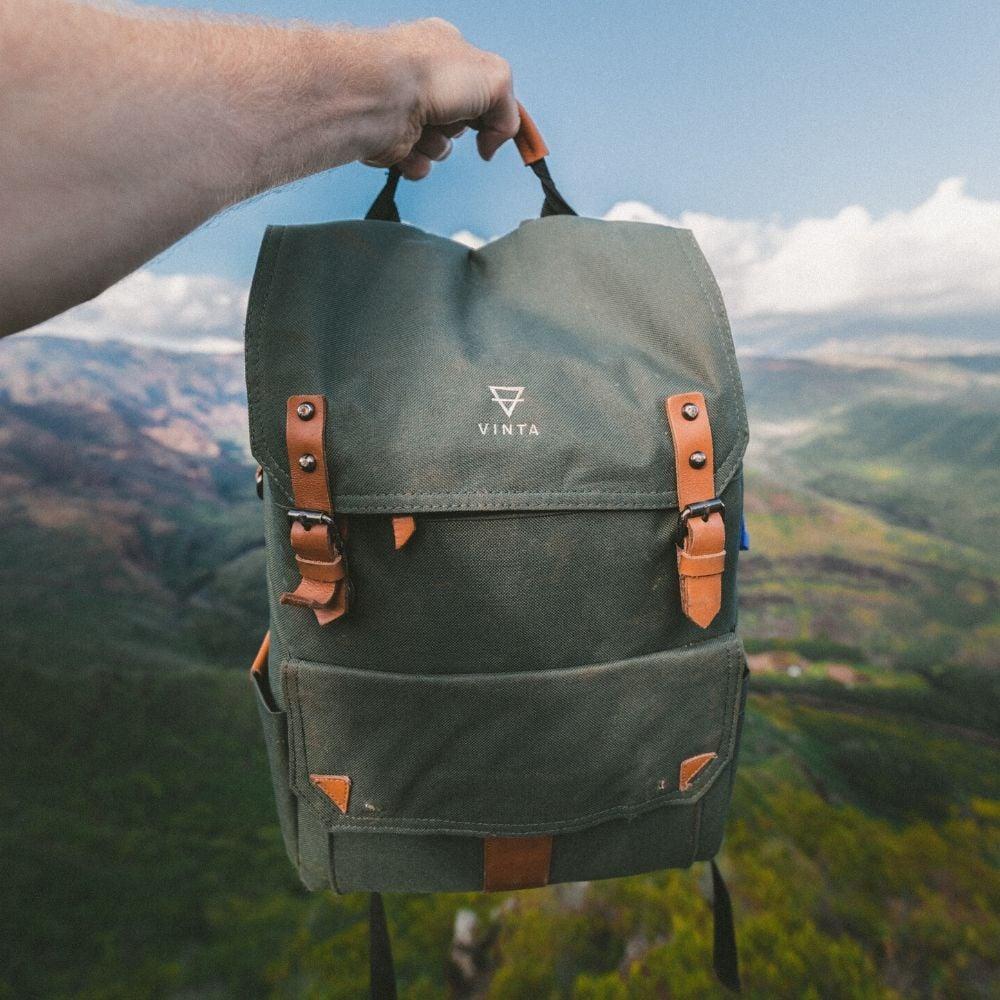 rucksack produktfoto