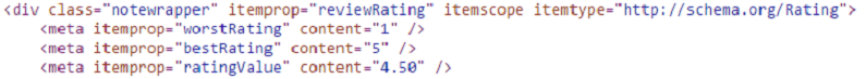 Quellcode-Bewertungen