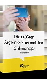 Die größten Ärgernisse in mobilen Onlineshops