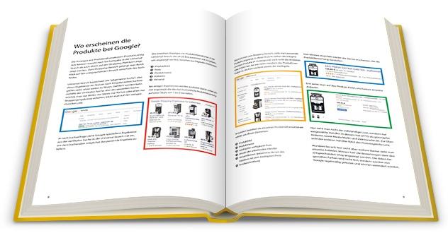 Blick ins Buch: Wo erscheinen Ihre Produkte bei Google?