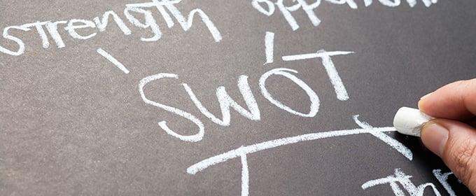 So nutzen Sie die SWOT-Analyse für Ihren Online-Shop