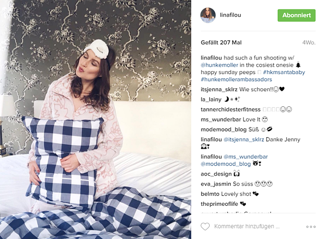 Meinungsmacher Instagram linafilou
