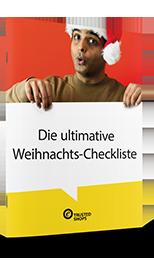 Weihanchts-Checkliste