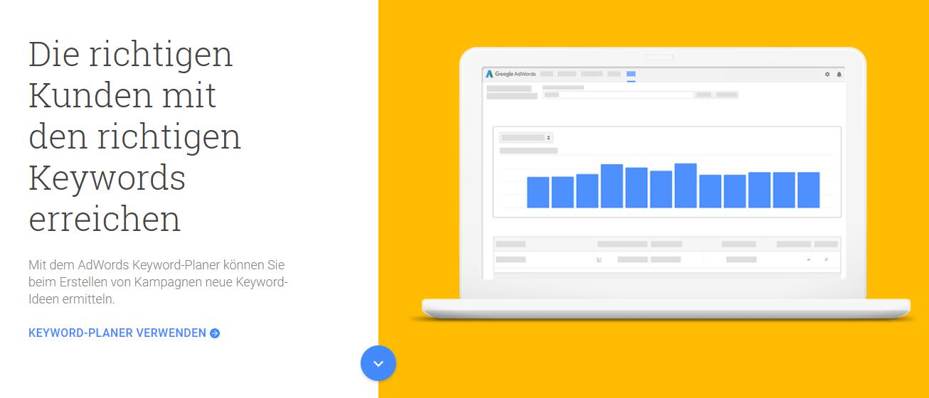 keyword-tools-google