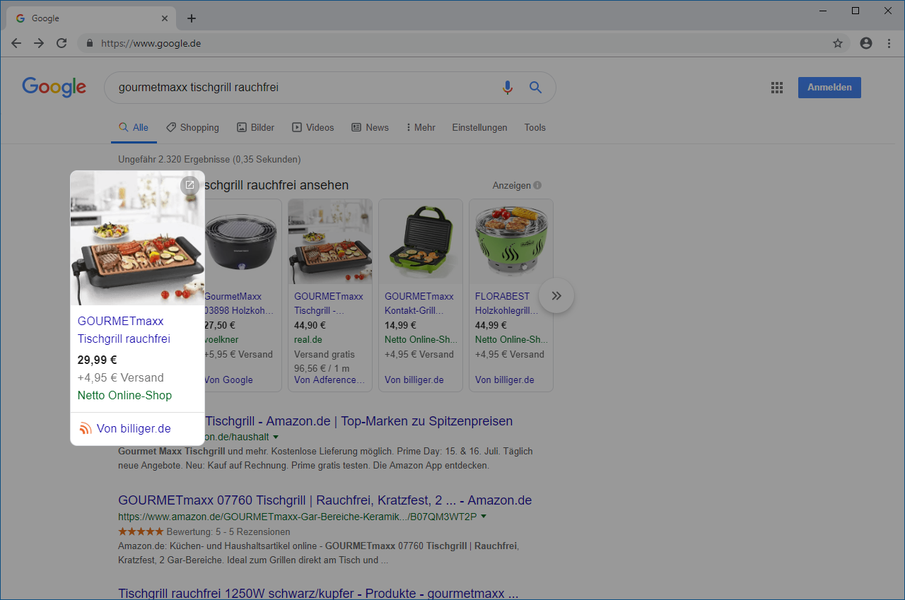 google shopping screenshots cla (2)