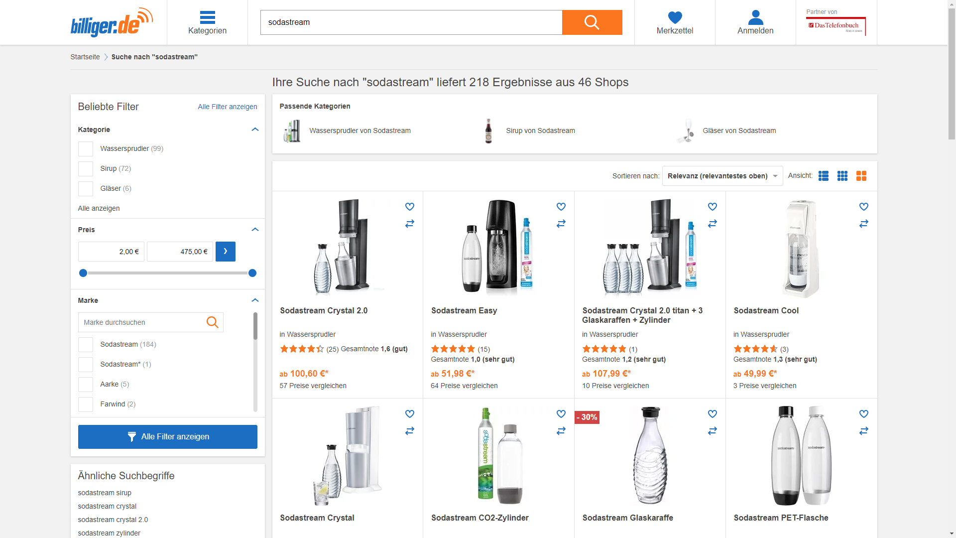 google shopping screenshots cla (5)