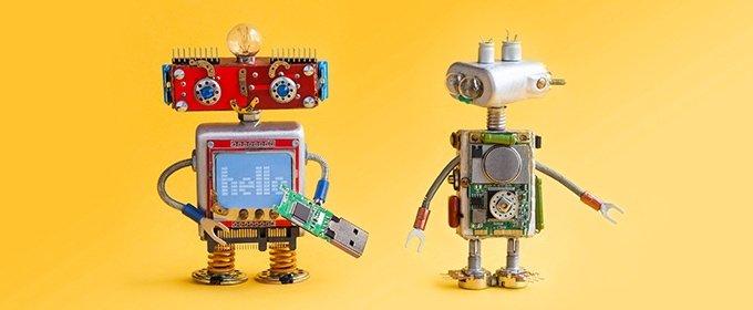 inteligencia artificial robóticos