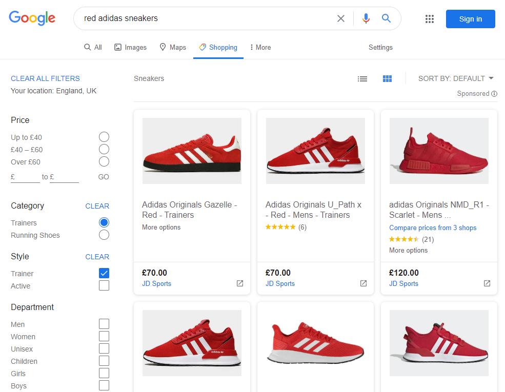 Google_Shopping_Adidas_sneakers